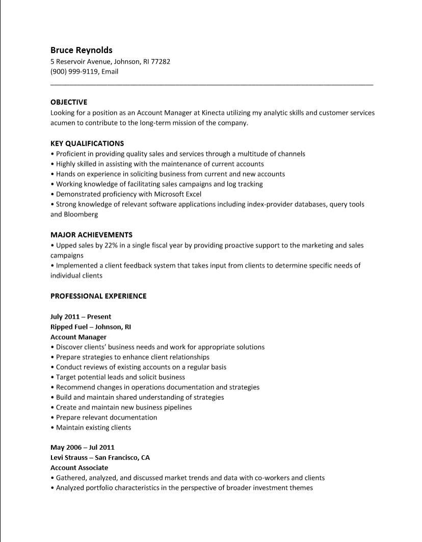 account manager resume template sample ms word adobe pdf pdf ms word doc rich text
