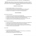 Functional Customer Service Resume Template