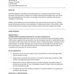 Registered Nurse (RN) Resume Template
