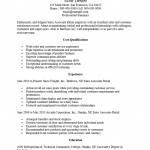 Retail Sales Associate Resume Template